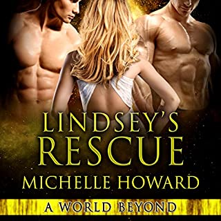 Lindsey's Rescue audiobook cover art