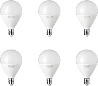 IKEA RYET LED E12 400 LM LIGHT BULB - Energy Saving 5 Watts - 2700K