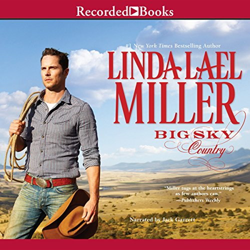 Big Sky Country audiobook cover art