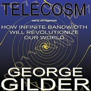 Telecosm audiobook cover art