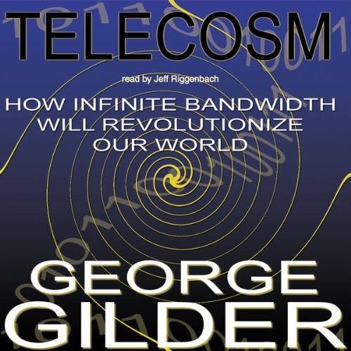 Telecosm audiobook cover art