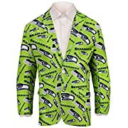 Officially Licensed Made of 100% polyester Features vibrant team colors and logos Perfect for the loudest and proudest of fans Suit jacket only