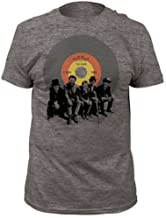The Band - Mens Up On Cripple Creek Fitted Tri-Blend T-Shirt