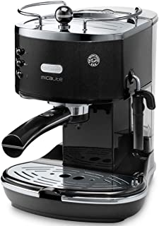 De'Longhi Powder Espresso Machine, Black - ESP310B