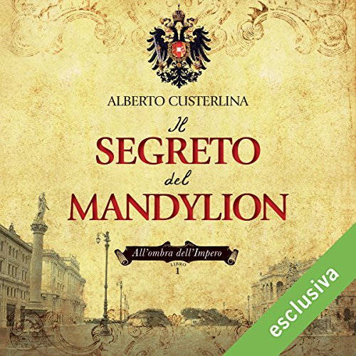 Il segreto del Mandylion audiobook cover art