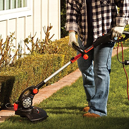 Remington RM115ST Lasso 5.5 Amp Electric 2-in-1 14-Inch Straight Shaft Trimmer/...