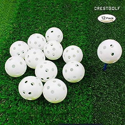 Crestgolf Pelota práctica Golf