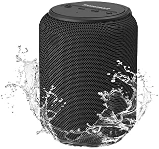 Bluetooth speakers, Tronsmart T6 Mini 15W Ultra Portable Speaker with 24 Hours Playtime, Good Bass, IPX6 Waterproof, Bluet...