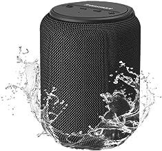 Bluetooth speakers, Tronsmart T6 Mini 15W Ultra Portable Speaker with 24 Hours Playtime, Good Bass, IPX6 Waterproof, Bluet...