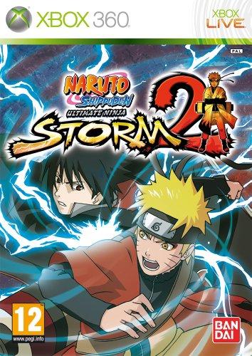 Naruto Shippuden: Ultimate Ninja Storm 2 (Xbox 360) [Importación inglesa]