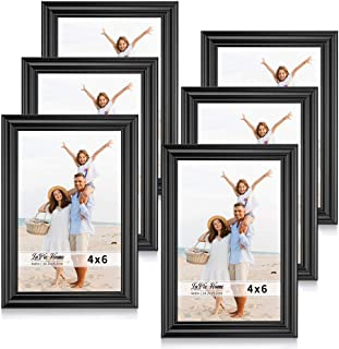 inexpensive black picture frames