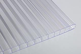 polycarbonate panel 6mm clear