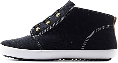 Fred Perry WOMEN GLOBE WOOL Charcoal 5.5 SHOES