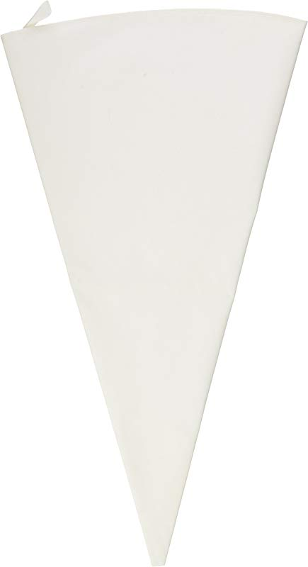 New Star Foodservice 37715 Commercial Grade Plastic Coated Canvas Pastry Bag 18 Inch
