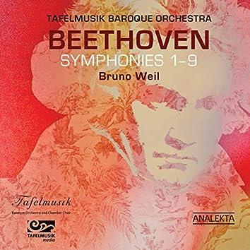 Beethoven: Symphonies 1 -9