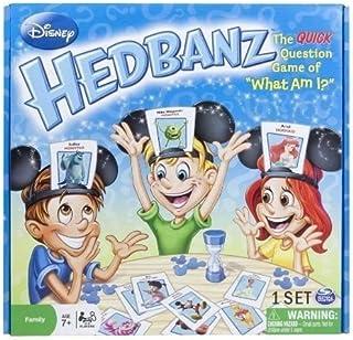 Nceonshop(TM) Spin Master Games Disney Hedbanz Board Game New