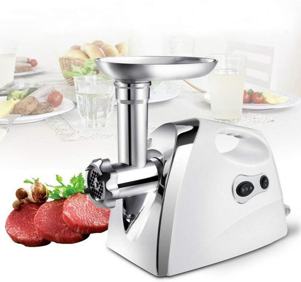 Electric 35% OFF Meat Grinder 2800W Food Kitchen M Beauty products
