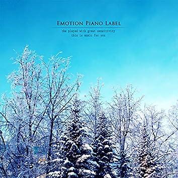 겨울 숲의 잔향