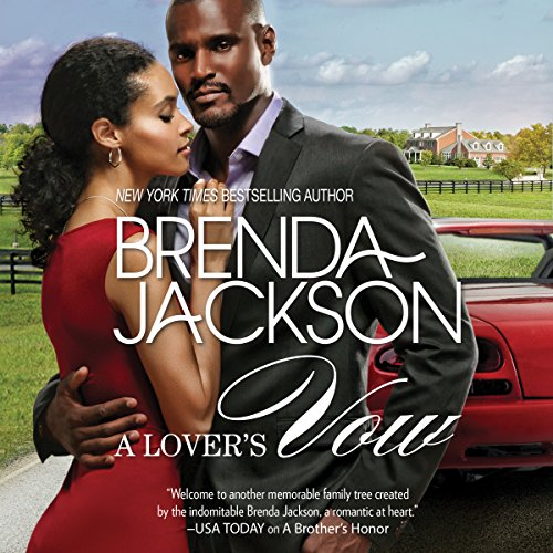 A Lover's Vow     The Grangers, Book 3              Written by:                                                                                                                                 Brenda Jackson                               Narrated by:                                                                                                                                 Ron Butler                      Length: 11 hrs and 18 mins     Not rated yet     Overall 0.0