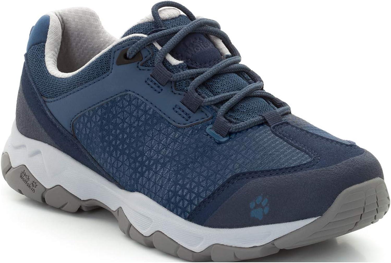 Jack Wolfskin Women's Rock Hunter Low Women's Water Resistant Hiking shoes shoes