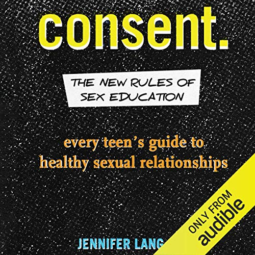 Consent. audiobook cover art