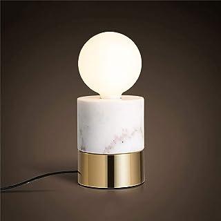 Lampes de Bureau Nordique Moderne Minimaliste marbre Lampe de Table Lampe de Chevet Salon étude Bureau Chambre décoration ...