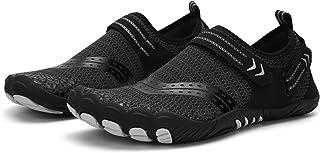 Flytise Chaussures de Trekking à séchage Rapide Femmes Hommes Chaussures de Sport légères pour Bateau de Kayak de Plage