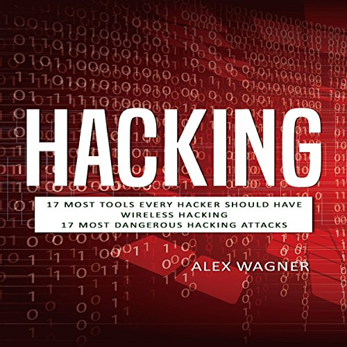 Page de couverture de Hacking: How to Hack, Penetration Testing Hacking Book, Step-by-Step Implementation and Demonstration Guide