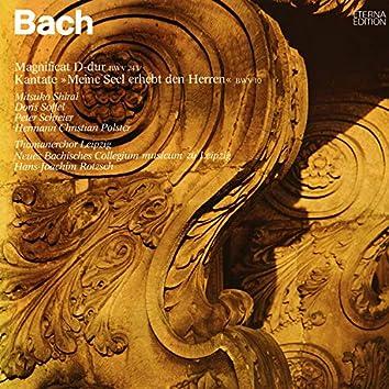 """Bach: Magnificat D-Dur / Kantate """"Meine Seel erhebt den Herren"""""""