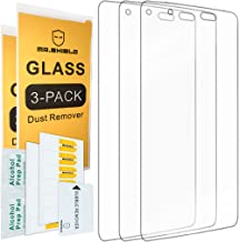 [3-Pack]-Mr.Shield for BlackBerry DTEK50 / BlackBerry Neon [Tempered Glass] Screen Protector with Lifetime Replacement