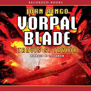 Vorpal Blade audiobook cover art
