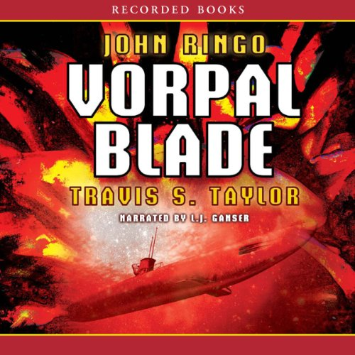 Vorpal Blade audiobook cover art