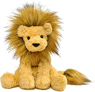 GUND Cozys Collection Lion Stuffed Animal Plush, Tan, 8""