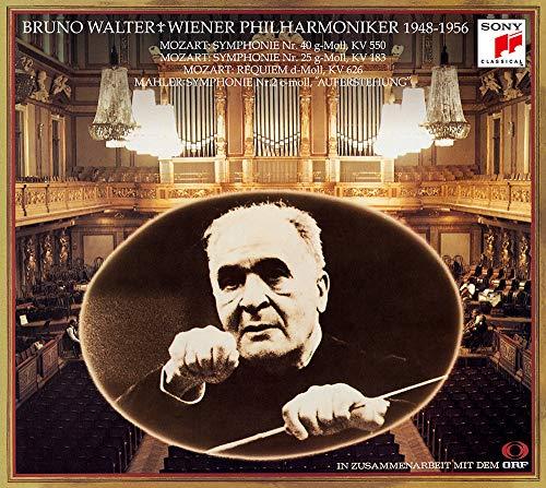ブルーノ・ワルター&ウィーン・フィル・ライヴ1948-1956(完全生産限定盤)(SACD HYBRID) - ブルーノ・ワルター