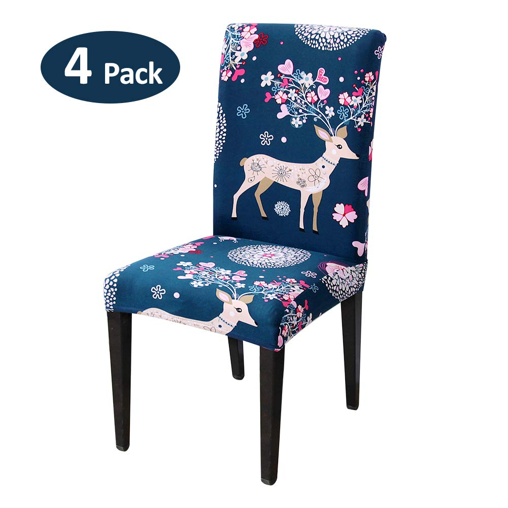 Dining Chairs Christmas   Chair Pads & Cushions