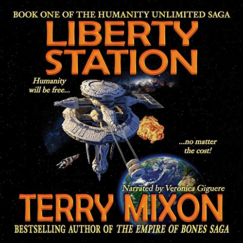 Liberty Station audiobook cover art