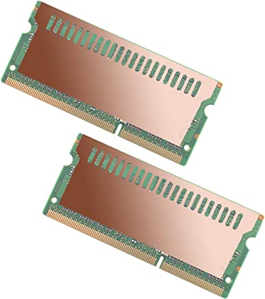 1pc B DDR DDR2 RAM Memory Heat Spreader Heatsink Cooler
