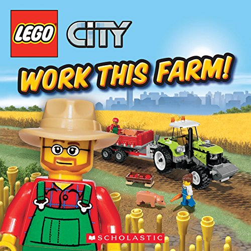 LEGO City: Work This Farm! (English Edition)