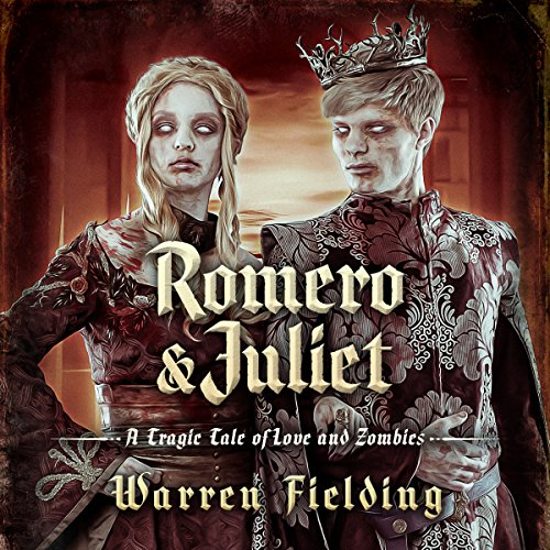 Romero and Juliet audiobook cover art