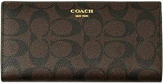 [コーチ] COACH コーチ財布 ブリーカー シグネチャー ブレスト ポケット ウォレット長財布 74599 MA/BR 【並行輸入品】