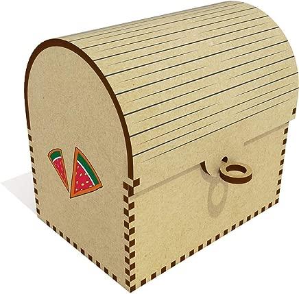Azeeda  Watermelon Slices  Treasure Chest Jewellery Box  TC00041015