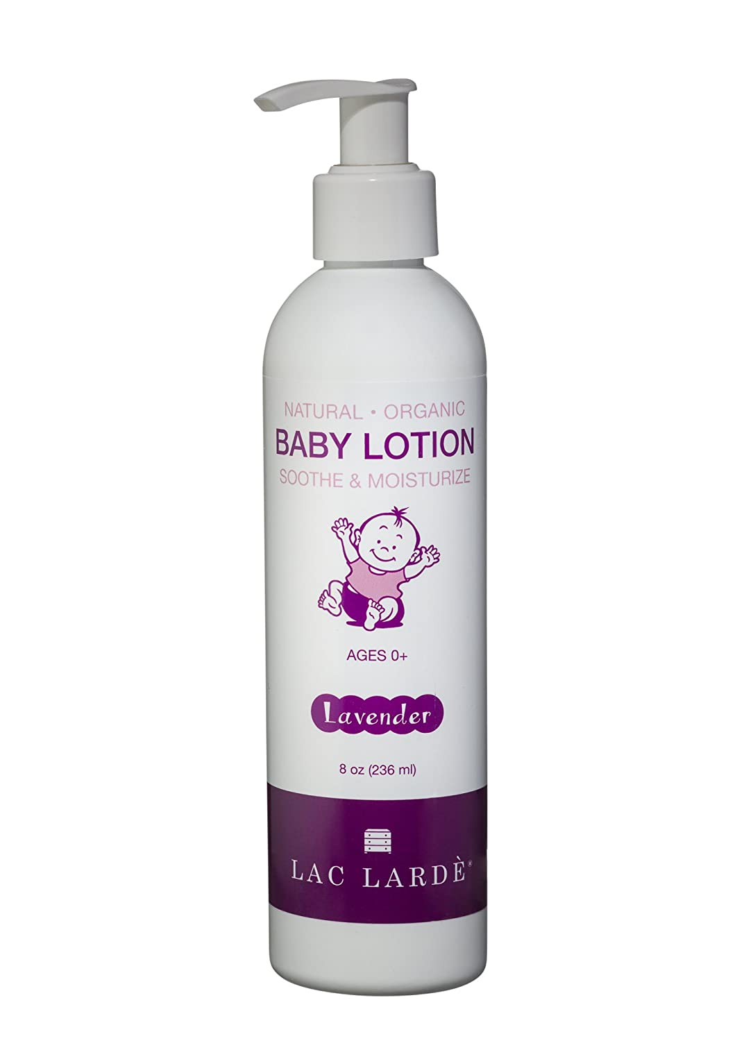 Lac Larde Natural and Organic Low price Soothing Lotion Moisturizer Ranking TOP5 Baby