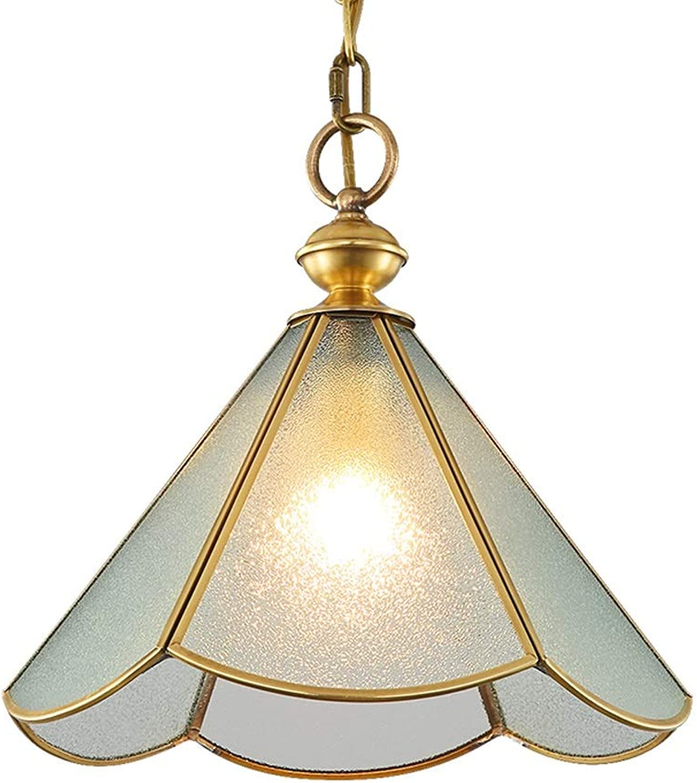 WPOLED Amerikanischen Land Kupfer pendelleuchte einzigen Kopf Glas pendelleuchte Restaurant Gang hngelampe küche büro Cafe bar Schlafzimmer kronleuchter korridor Beleuchtung deckenleuchte e27