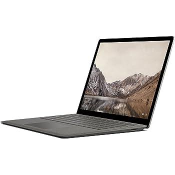 Microsoft Surface Laptop (1st Gen) (Intel Core i5, 8GB RAM, 256GB) - Graphite Gold