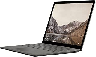 Microsoft Surface Laptop (1st Gen) (Intel Core i5, 8GB RAM, 256GB) - Graphite Gold