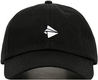 paper airplane hat