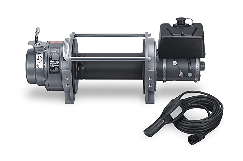 WARN 30289 Series 12 DC Industrial Electric Winch oi392848876