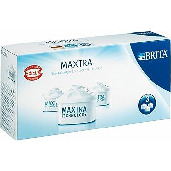BRITA (ブリタ) MAXTRA(マクストラ) 交換用カートリッジ 3個パック