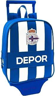 Deportivo La Coruña - Mochila Safta Guardería con Carro Safta, 220x100x270mm