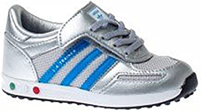 adidas trainer nere e argento